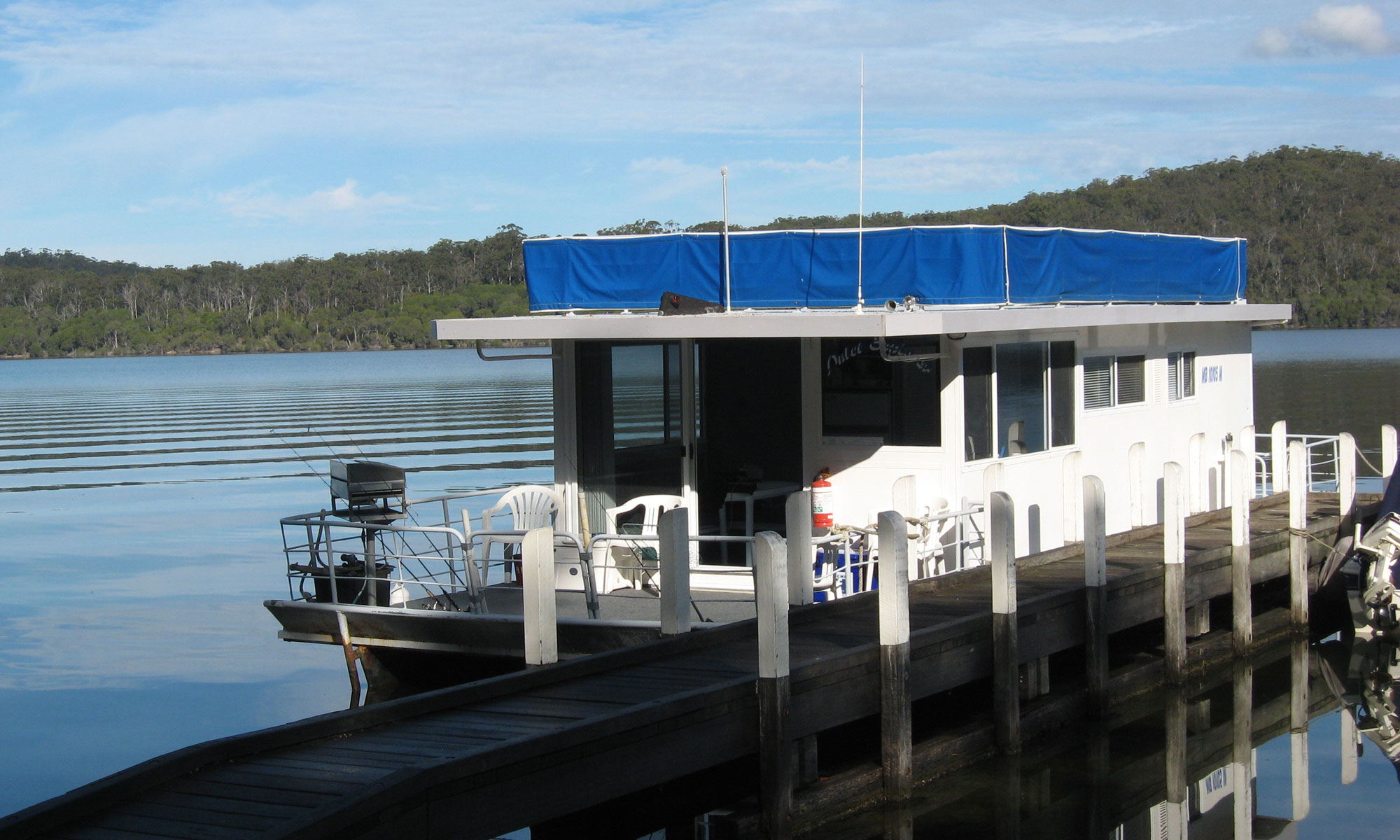 Mallacoota Wilderness Houseboats